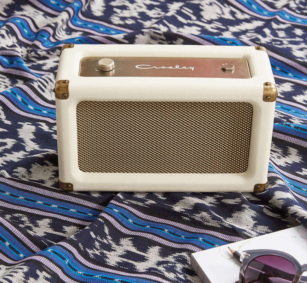 Slide View: 5: Crosley Harper Wireless Speaker