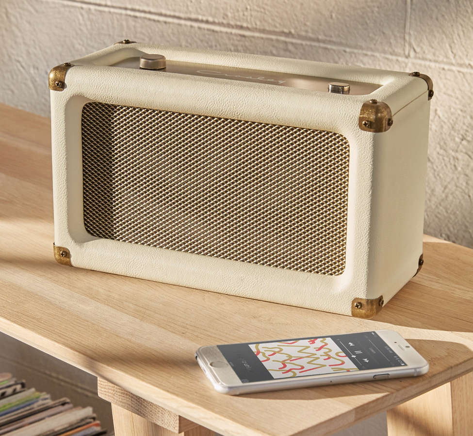 Slide View: 6: Crosley Harper Wireless Speaker