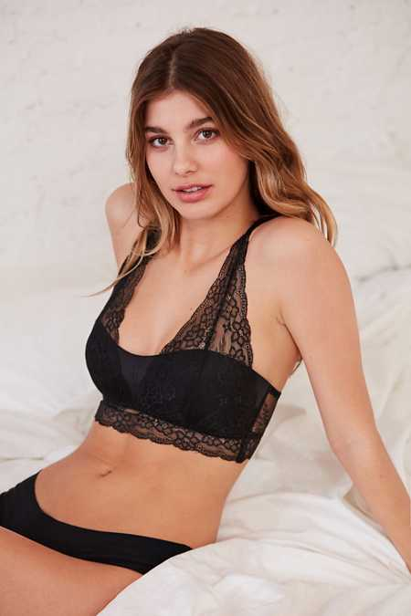Out From Under April Lace Molded Cup Bralette