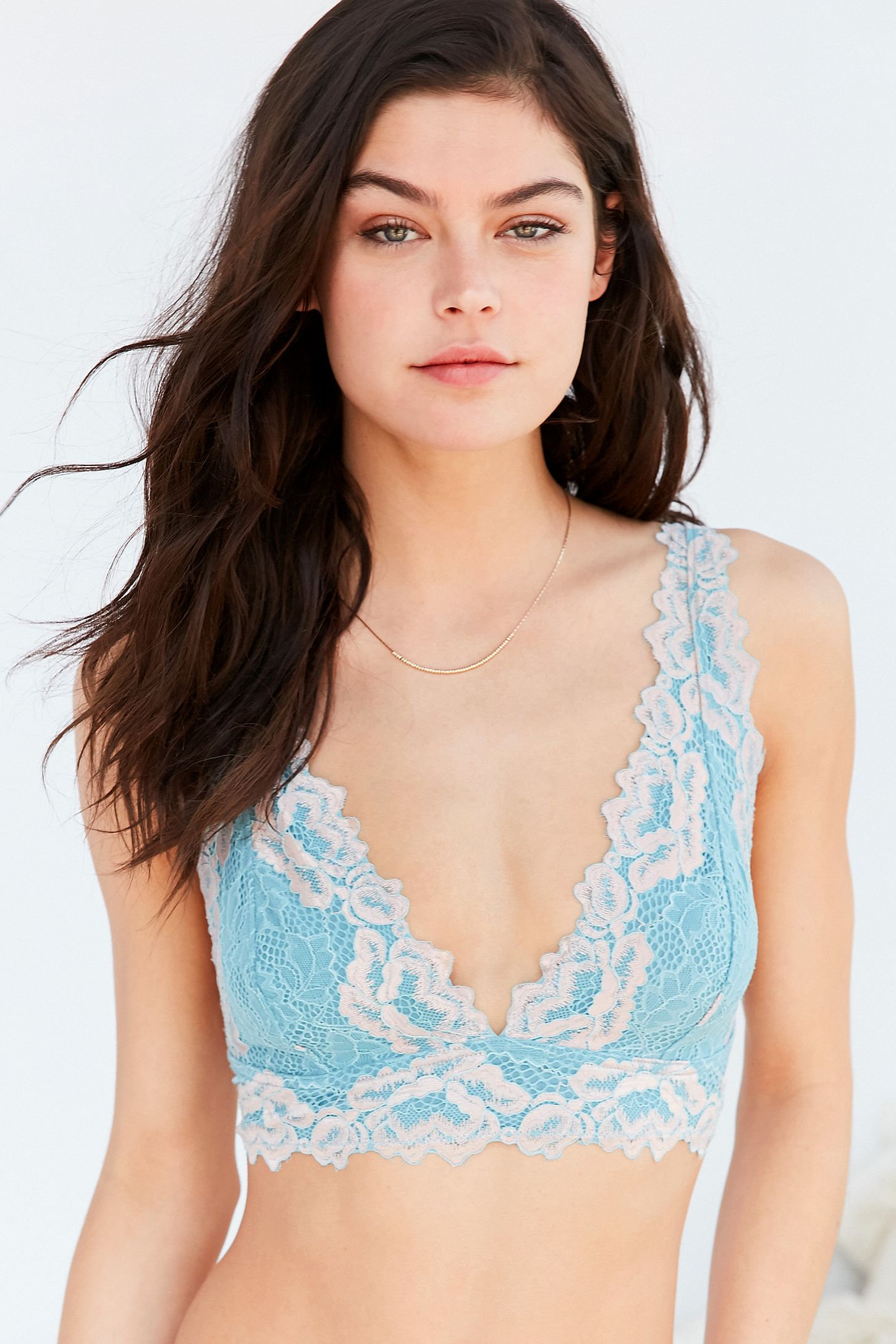 ffe83fce13 Out From Under Valentina Lace Bralette
