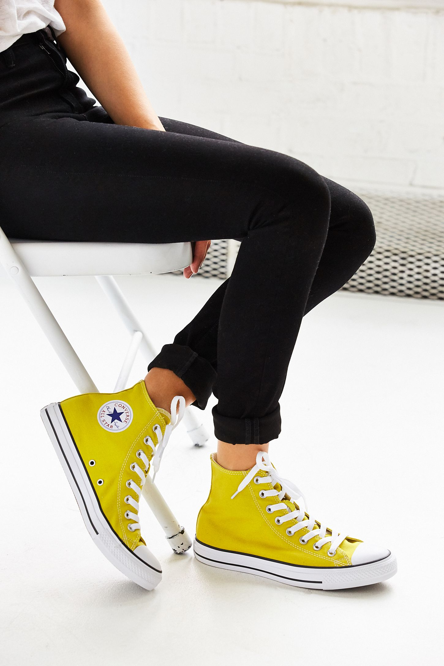 1f3995e1e70e39 Converse Chuck Taylor All Star Seasonal High Top Sneaker. Tap image to  zoom. Hover to zoom. Double Tap to Zoom