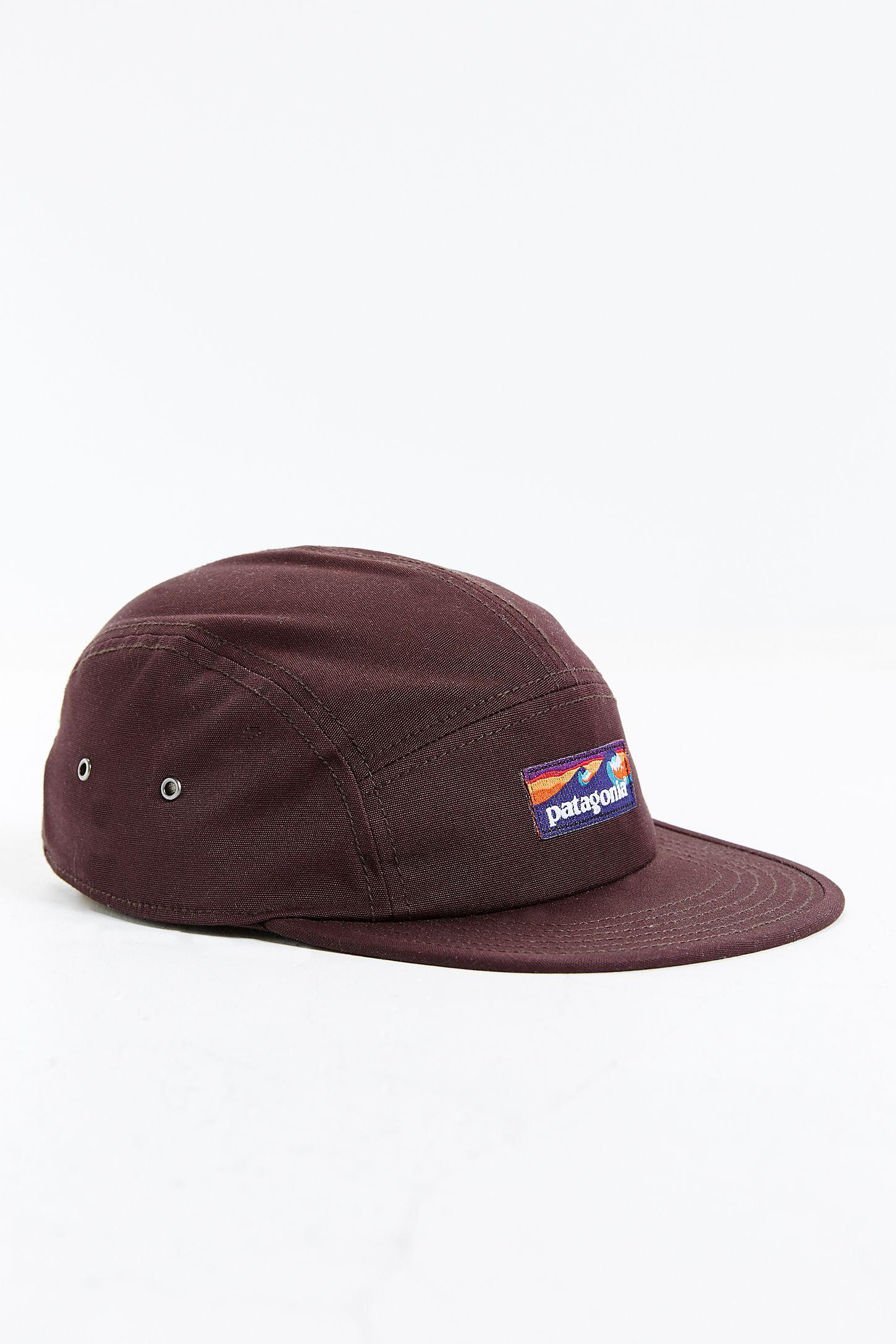 Patagonia Boardshort Label Tradesmith Hat  2f4ea011952