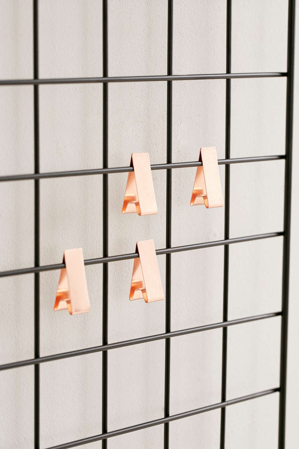 Metal Grid Wall wire wall rectangle grid | urban outfitters