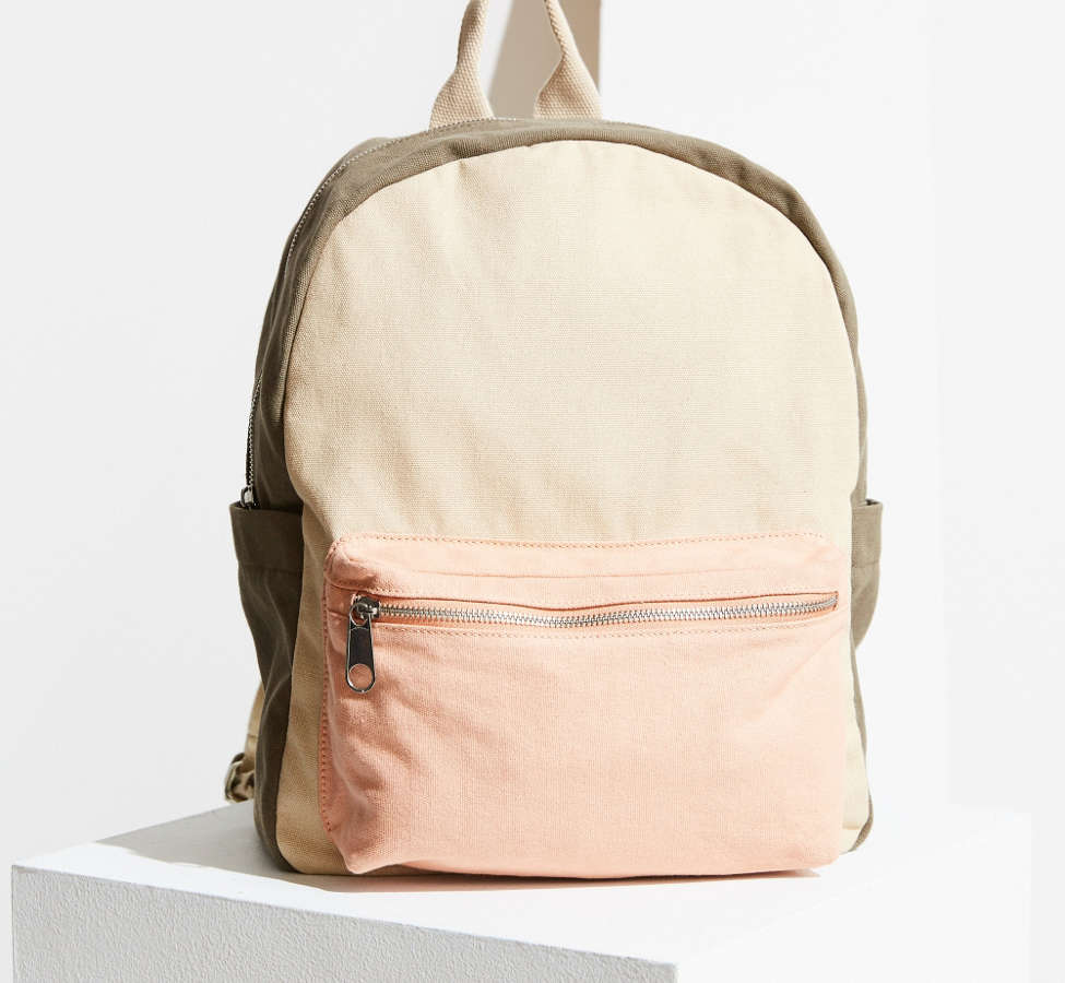 Slide View: 2: BDG Classic Canvas Backpack