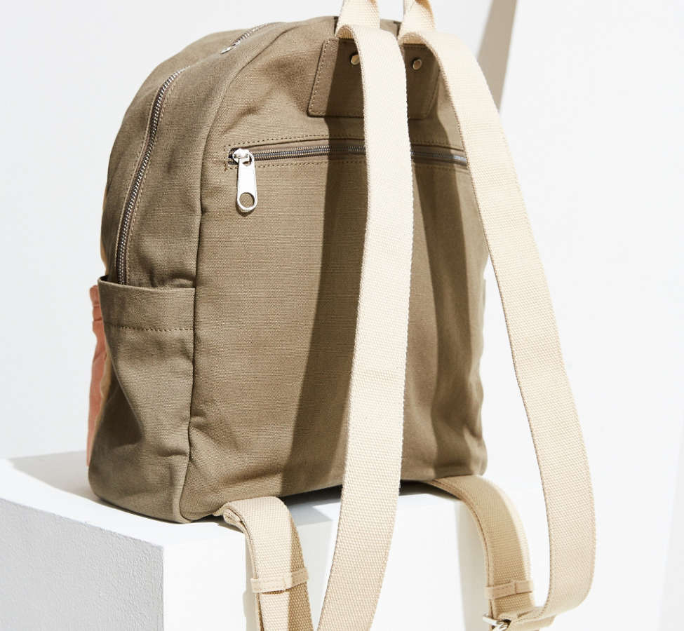 Slide View: 6: BDG Classic Canvas Backpack