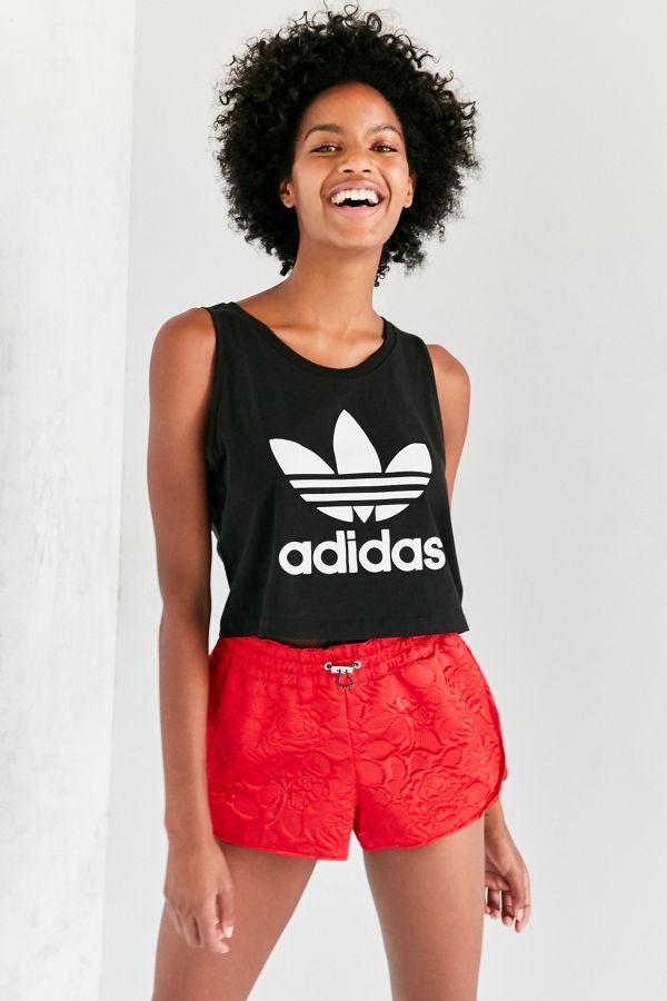 Adidas Originals 70s Floral Jacquard Running Short