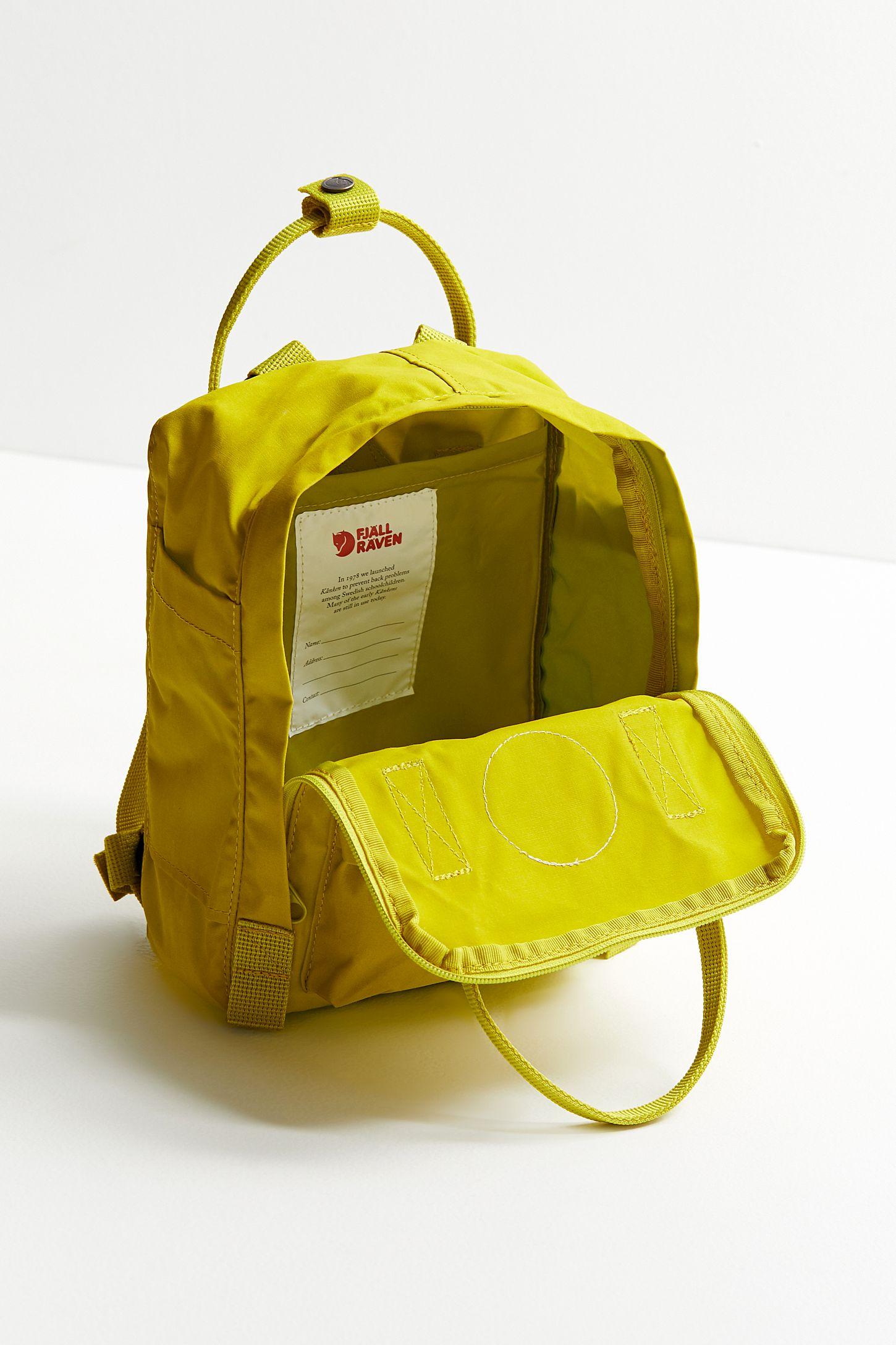 Fjallraven Kanken Mini Backpack   Urban Outfitters b61b26f5d2