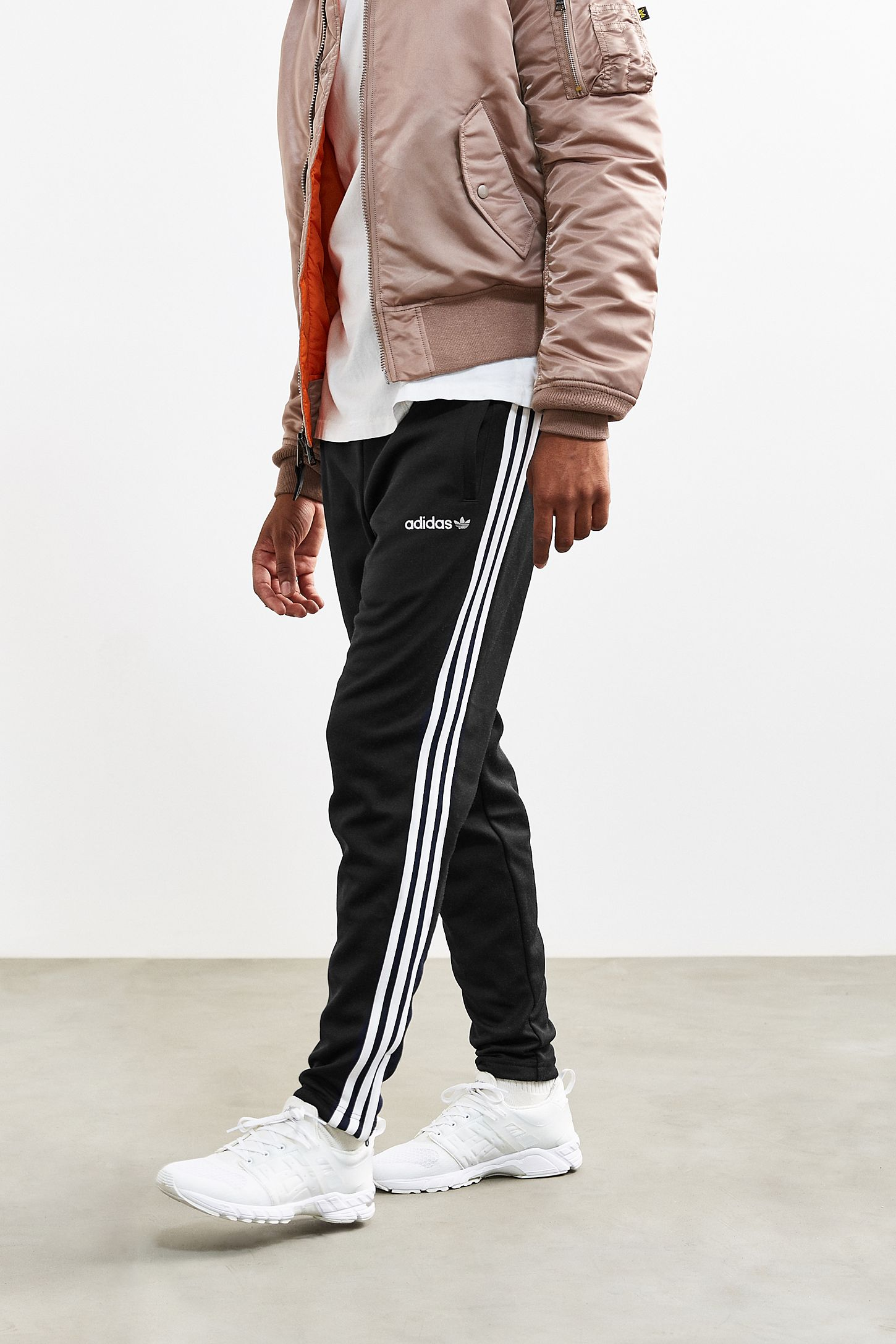 Adidas Fitted Track Pant Urban Outfitters Uo BxPBrq4W0