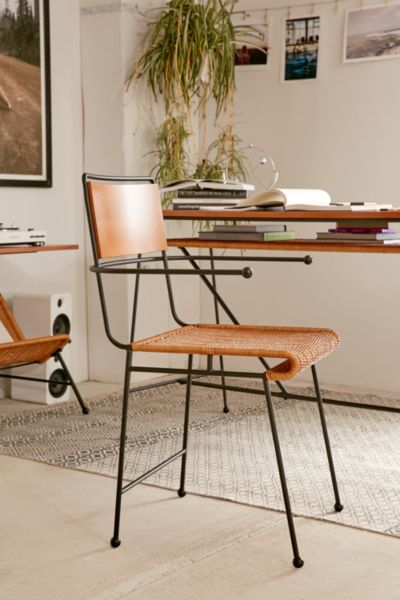 Ryerson Chair - Honey One Size at Urban Outfitters