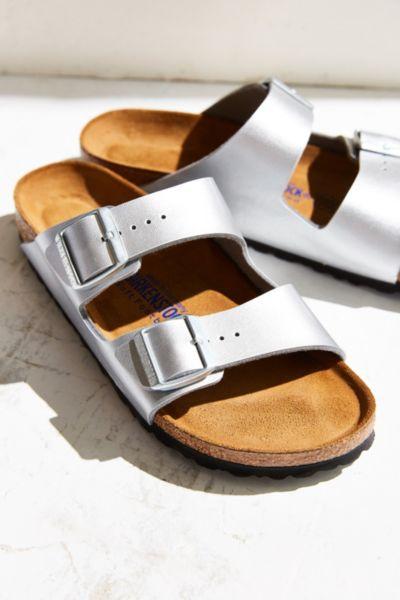 Birkenstock Metallic Arizona Sandal