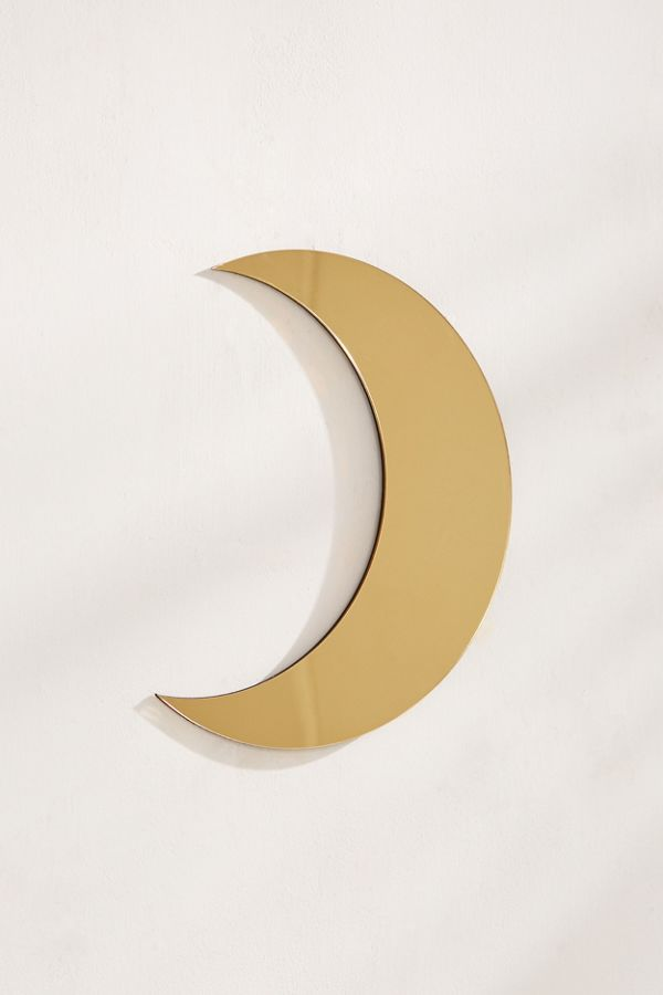 Crescent Moon Mirror Urban Outfitters Canada