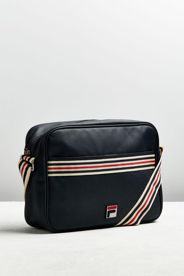 FILA Mercia Messenger Bag  2e89650bfcbcb