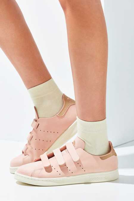 adidas + UO Nubuck Stan Smith Sneaker