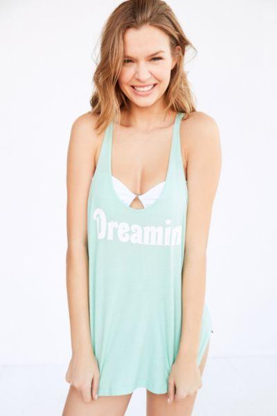 UO Souvenir California Dreamin' Tank Top