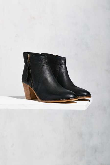 Faye Leather Boot