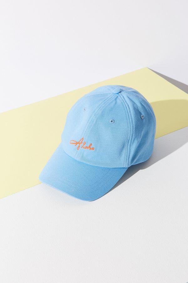 UO Souvenir Hawaii Baseball Hat  4aaffa0f4f8