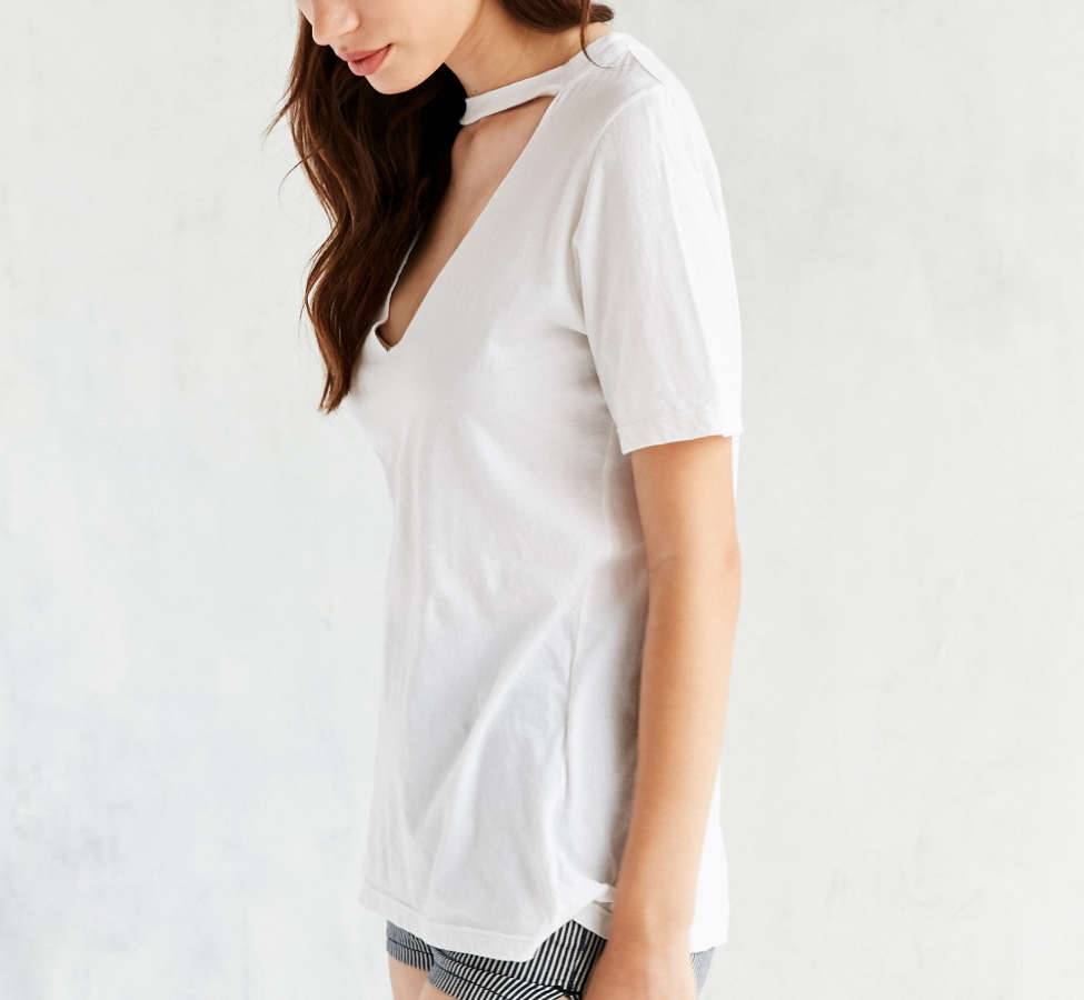 Slide View: 4: Truly Madly Deeply Cut It Out Tee
