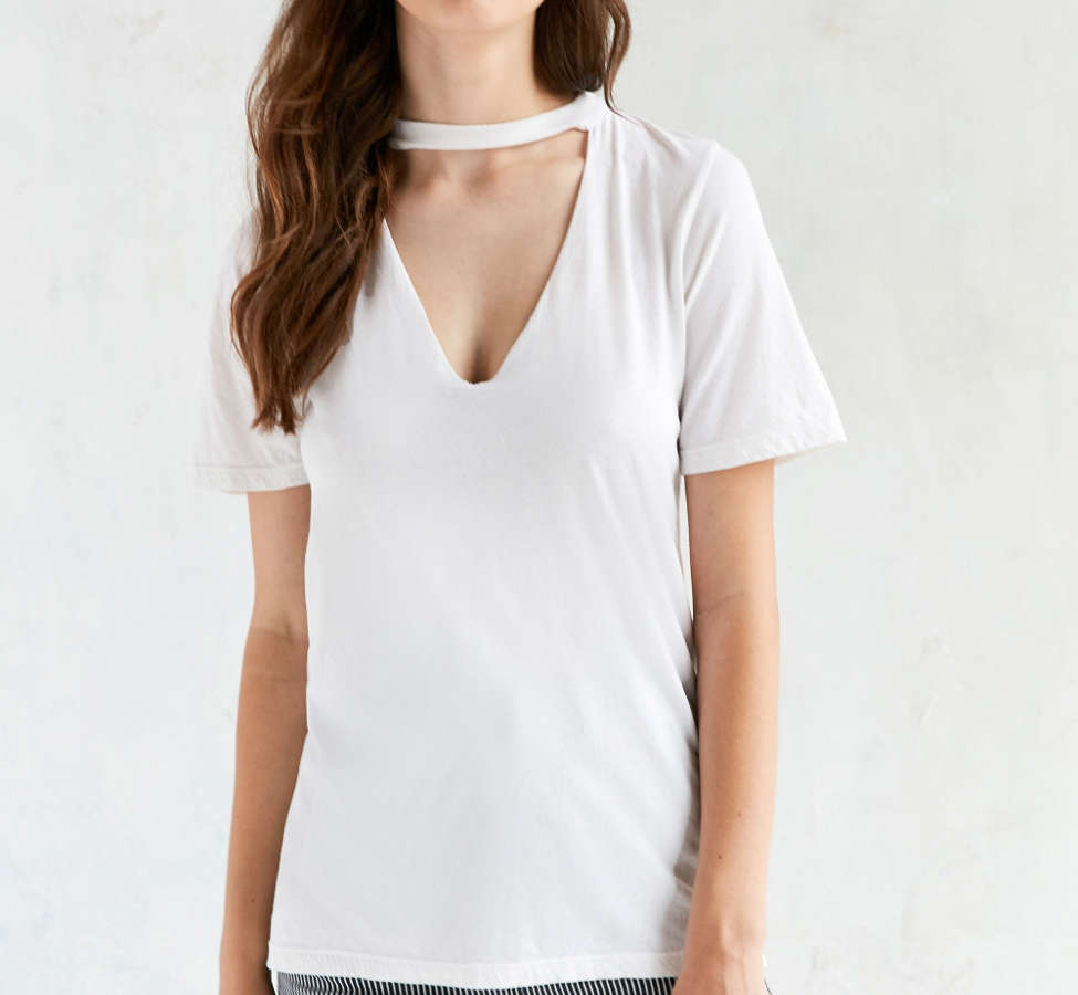 Slide View: 6: Truly Madly Deeply Cut It Out Tee