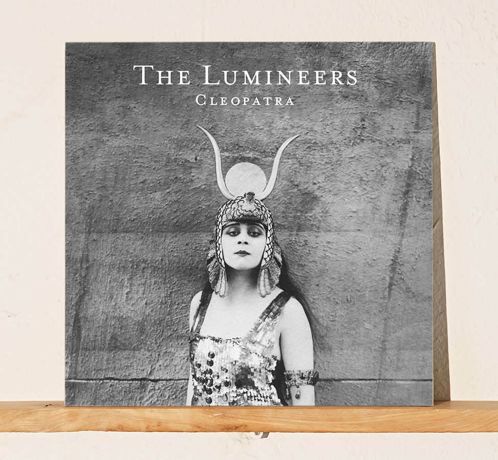 Slide View: 1: The Lumineers - Cleopatra LP