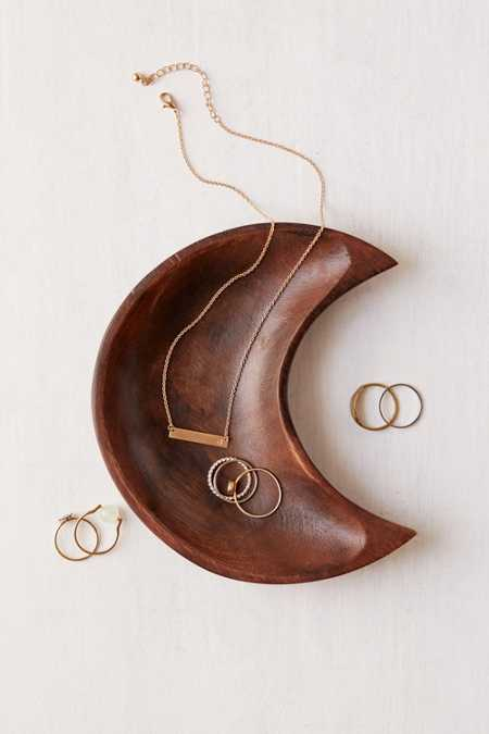 Crescent Moon Catch-All Dish