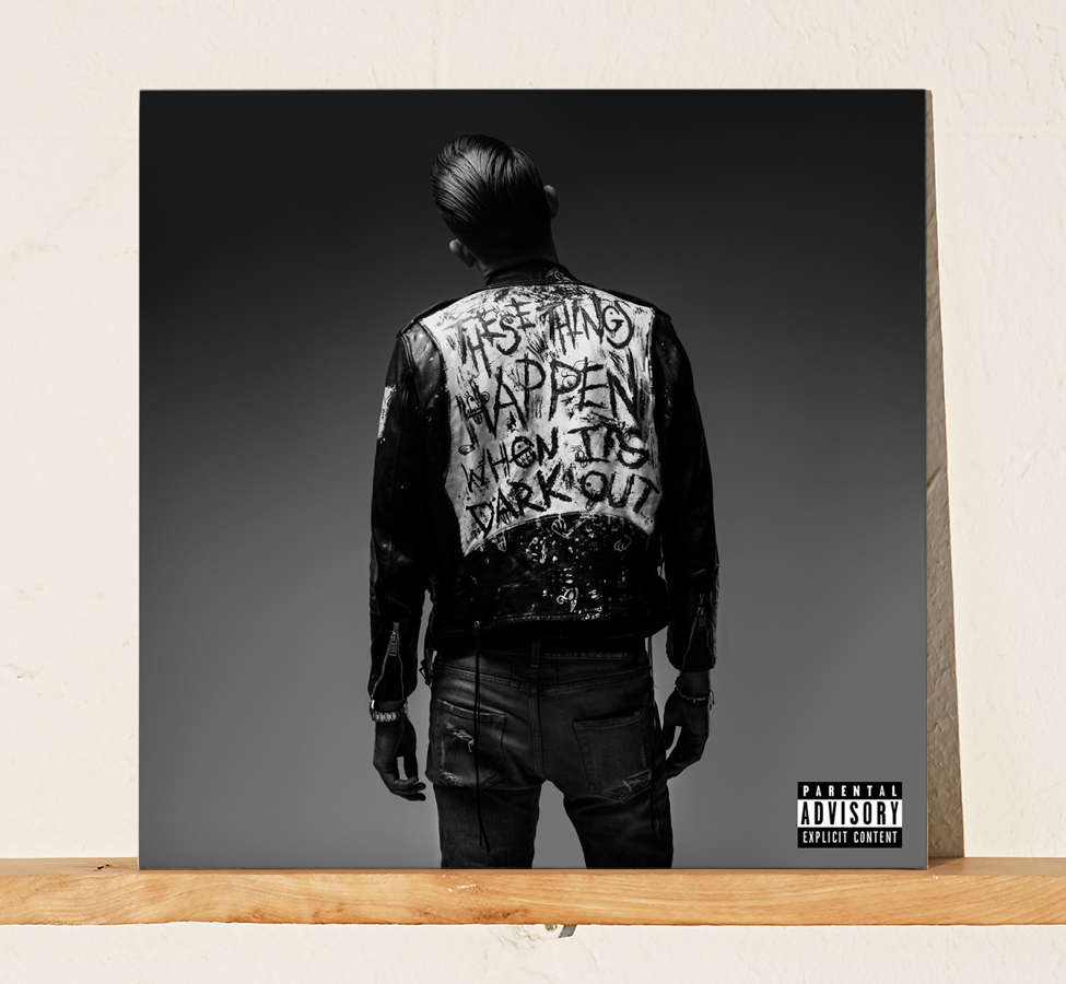 Slide View: 1: G-Eazy - When It's Dark Out LP