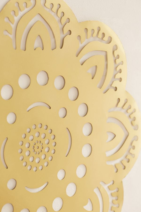 Funky Medallion Wall Decor Ensign - Wall Art Collections ...