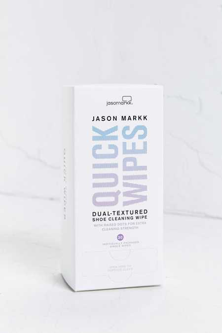 Slide View: 1: Jason Markk Quick Wipes