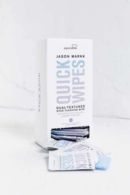Slide View: 2: Jason Markk Quick Wipes