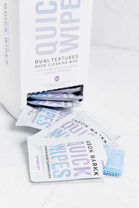 Slide View: 3: Jason Markk Quick Wipes