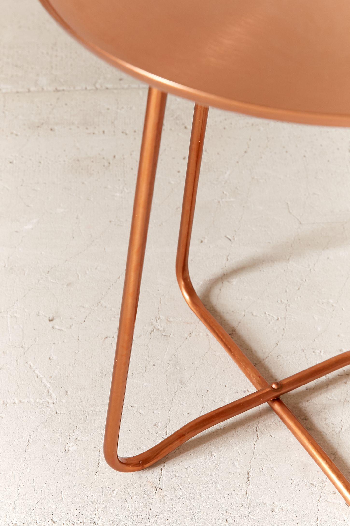 tables image metal umbra in table side asp