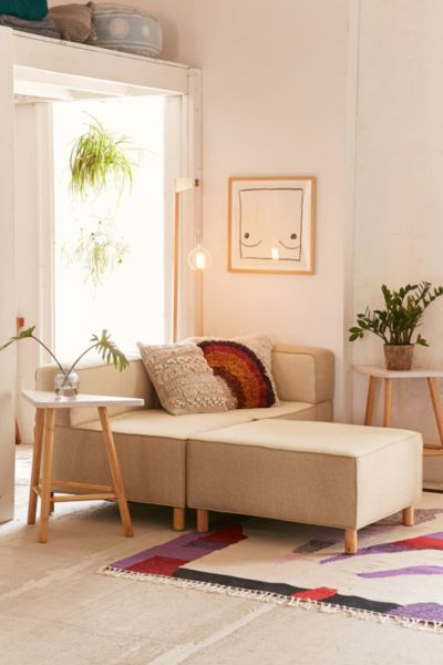 Modular Custom Sectional Sofa - Ivory S at Urban Outfitters