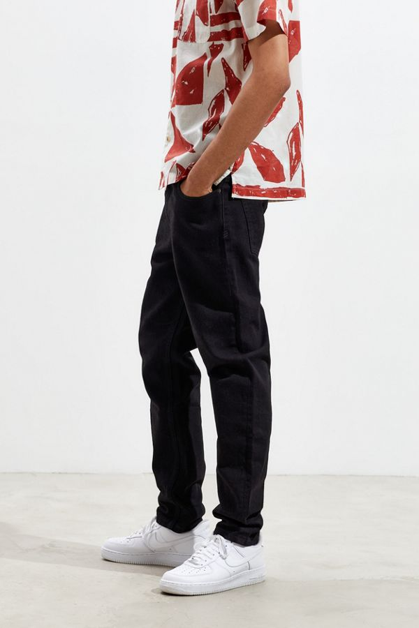 Slide View: 3: BDG Black Slim Jean