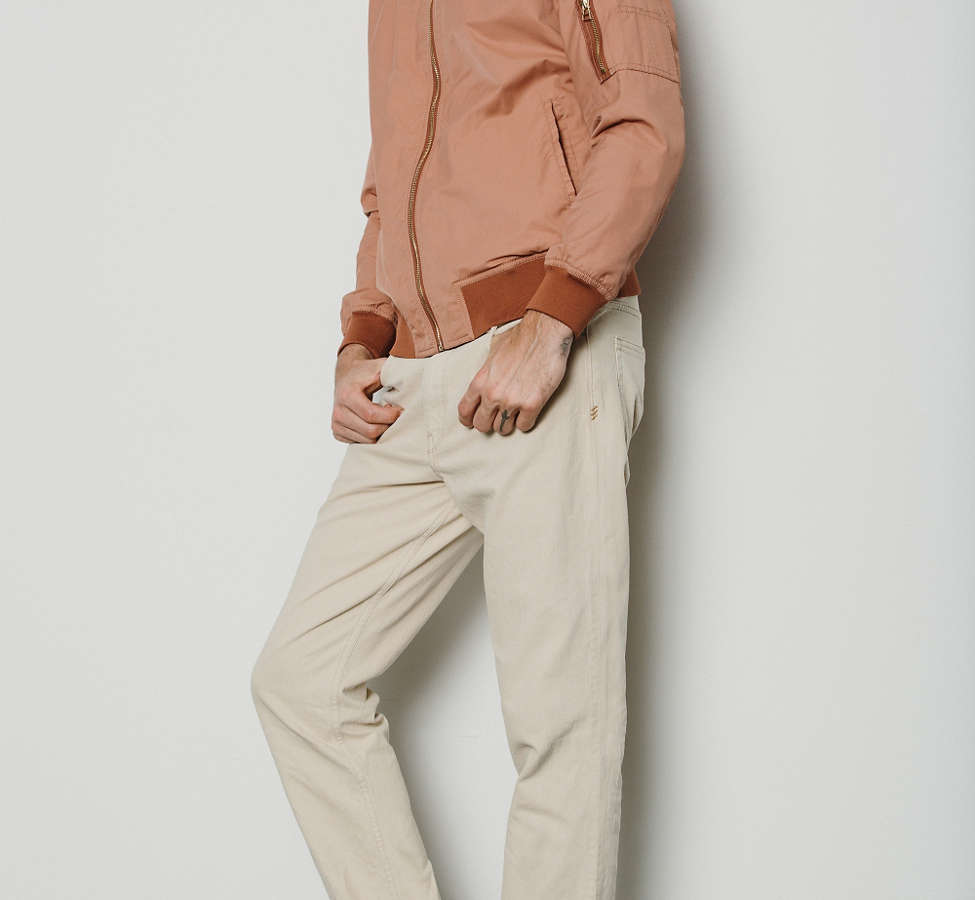 Slide View: 1: BDG Sandstone Wash Slim Jean