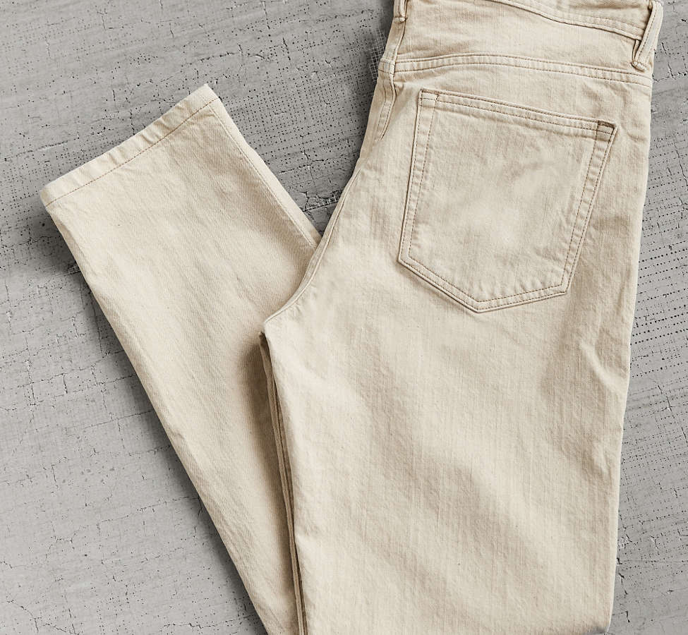 Slide View: 2: BDG Sandstone Wash Slim Jean