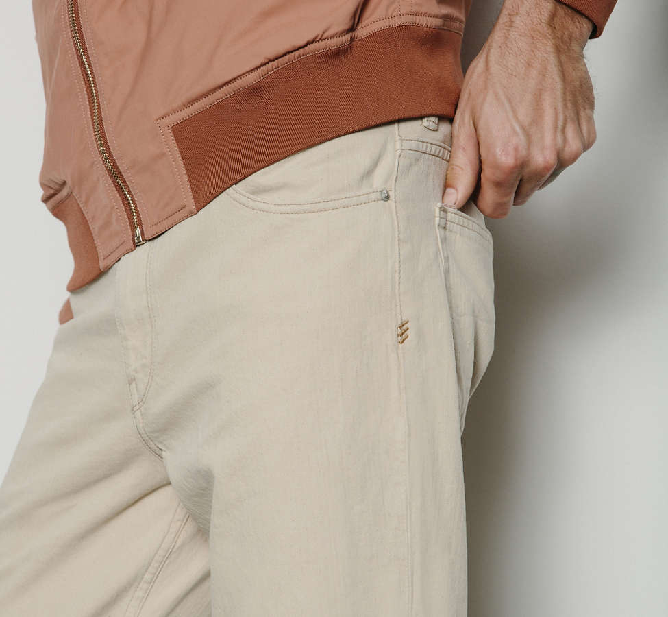 Slide View: 3: BDG Sandstone Wash Slim Jean
