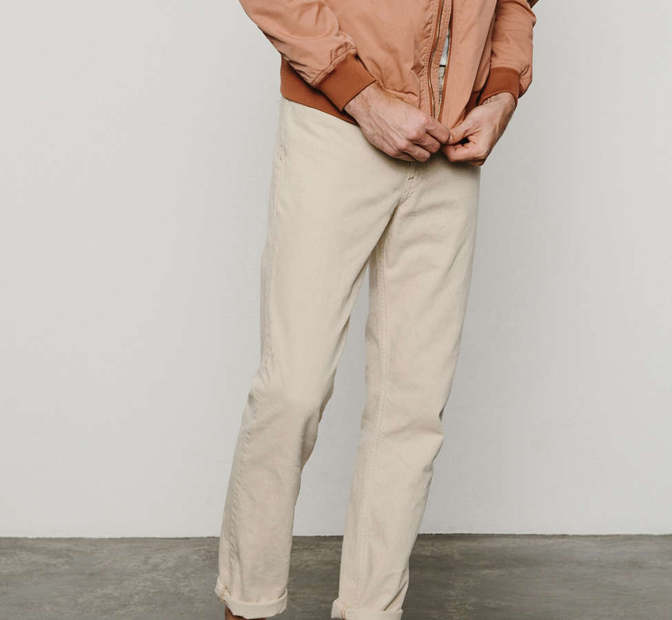 Slide View: 4: BDG Sandstone Wash Slim Jean