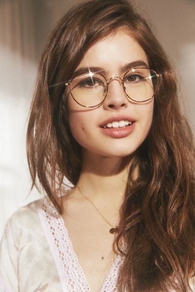 Kendall Round Readers Urban Outfitters