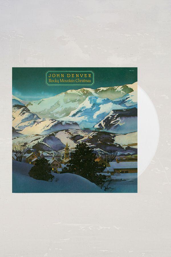 john denver rocky mountain christmas lp - John Denver Rocky Mountain Christmas