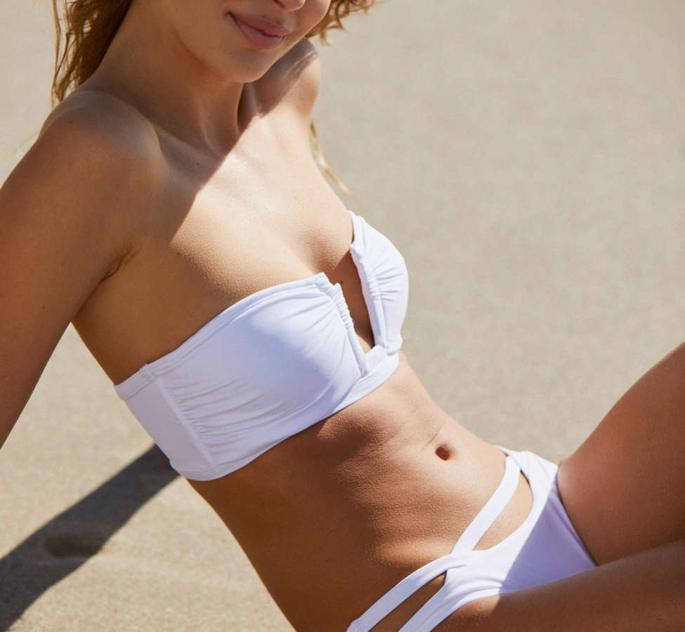 Slide View: 1: Out From Under Bandeau Bikini Top