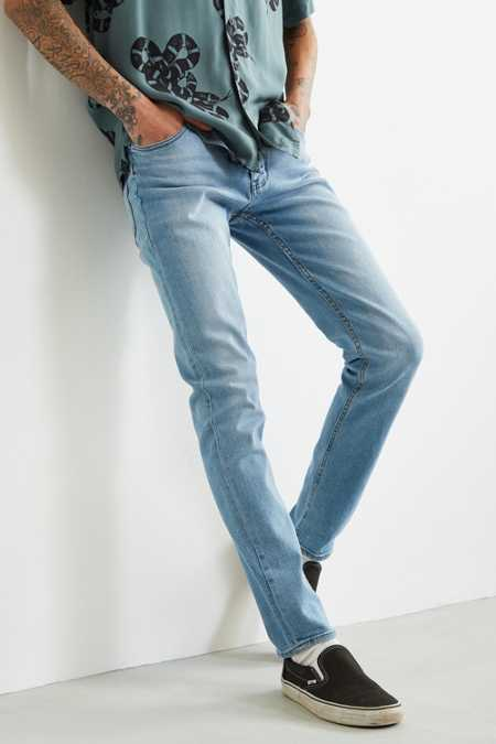 Cheap Monday Tight Stonewash Blue Skinny Jean