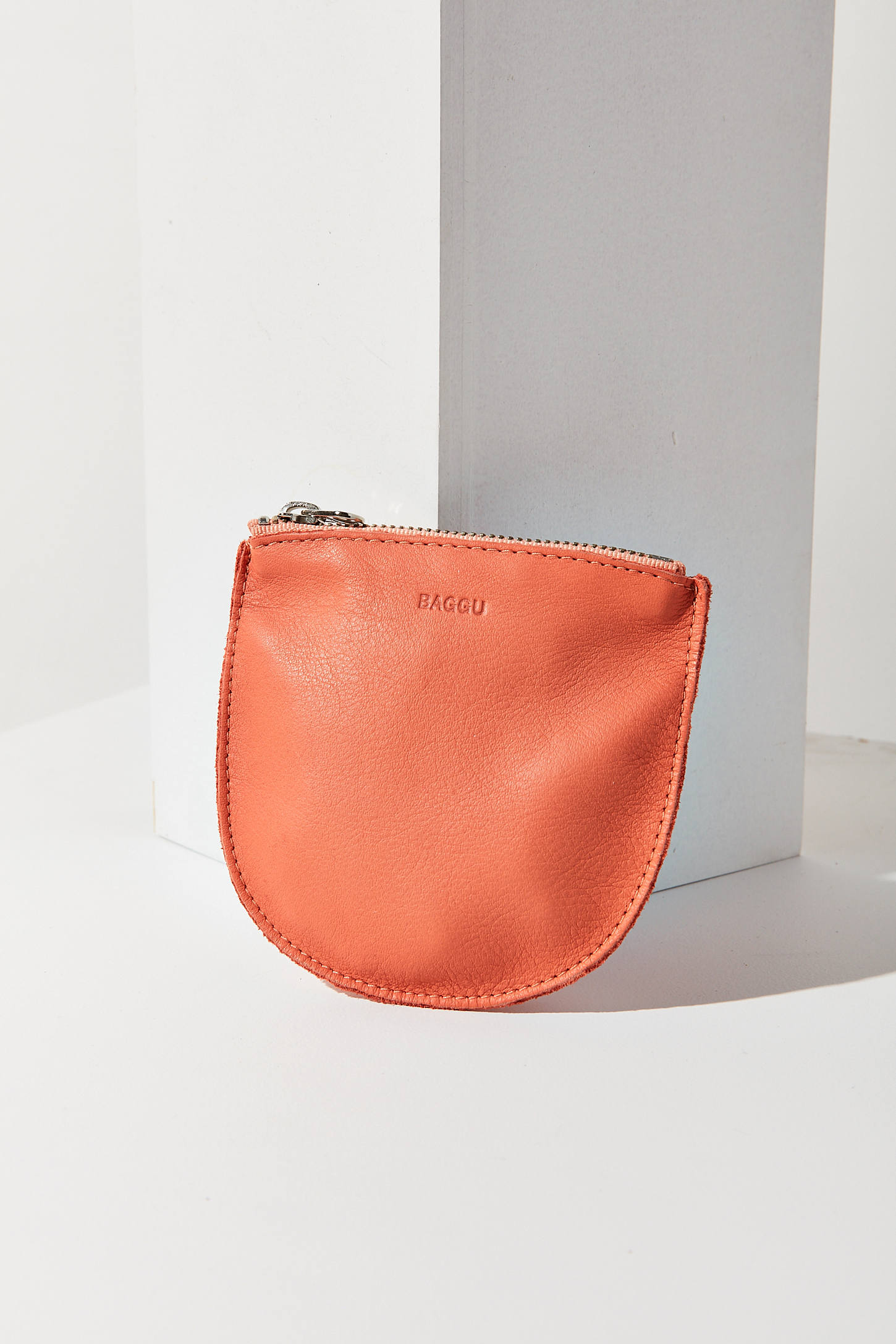 Slide View: 2: BAGGU Small Half-Moon Pouch