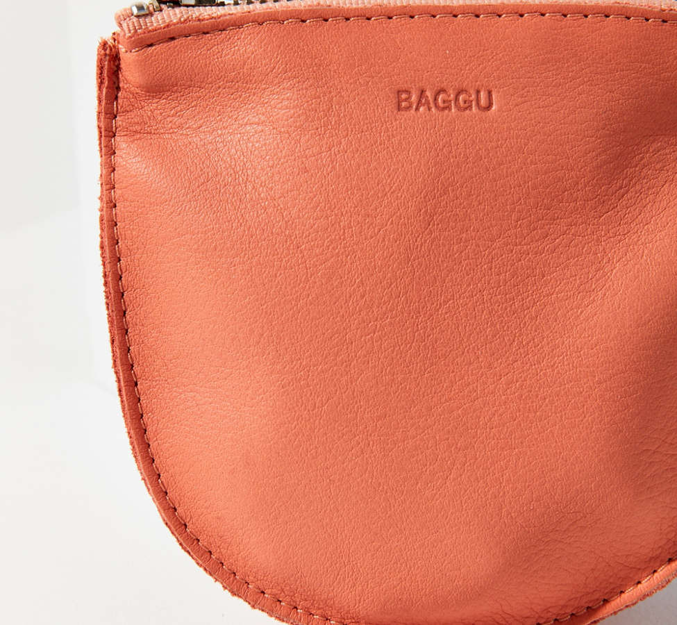 Slide View: 4: BAGGU Small Half-Moon Pouch