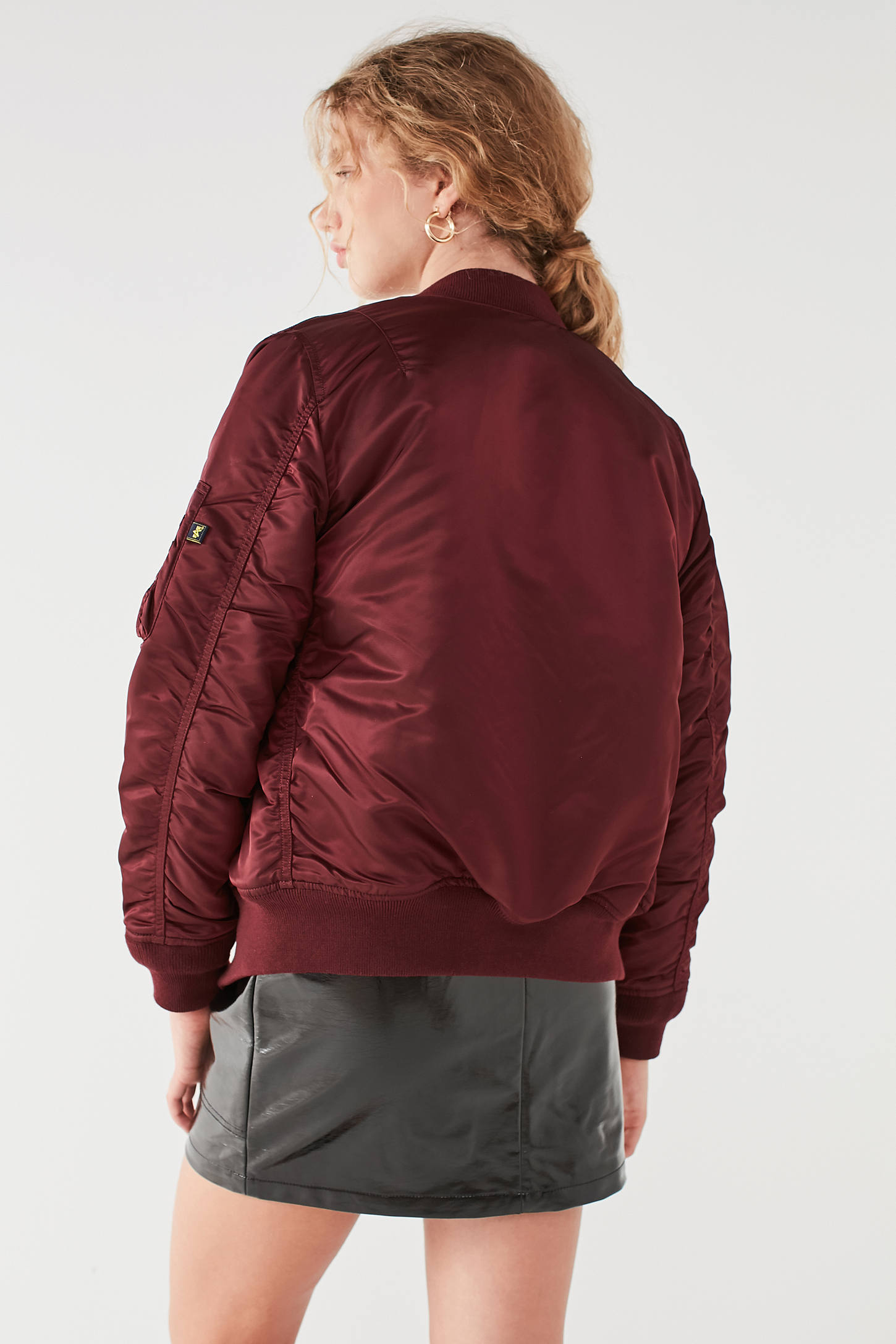 Alpha Industries MA-1 Bomber Jacket   Urban Outfitters Canada