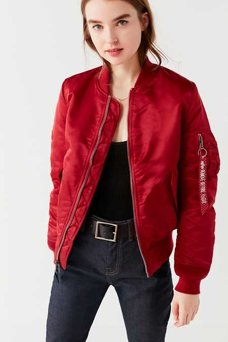 Red - Jackets   Coats For Women: Casual, Going-Out,   More | Urban ...