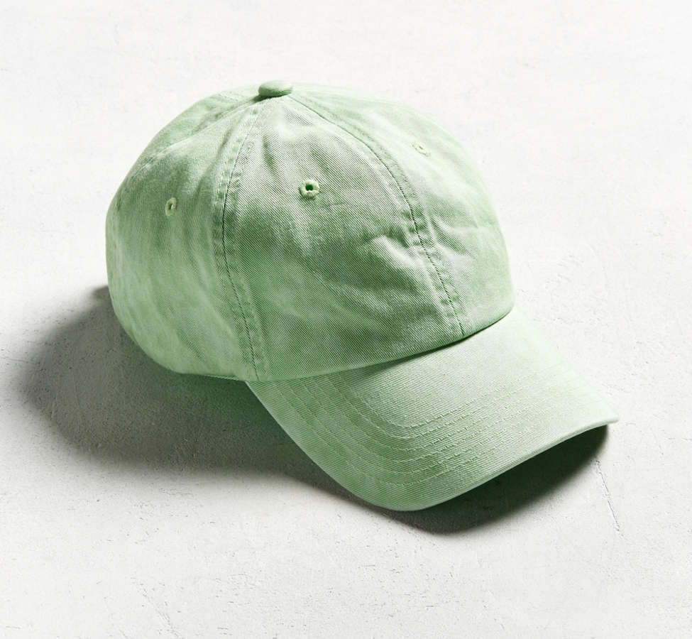 Slide View: 1: UO Curved Brim Baseball Hat