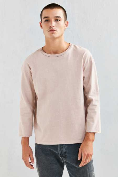 Rxmance Heavy Box 3/4-Sleeve Tee