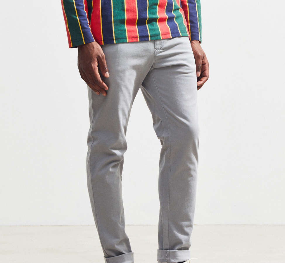 Slide View: 1: UO Easton Skinny Stretch Chino Pant
