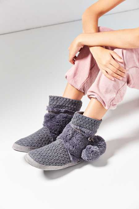 MUK LUKS Delanie Boot Slipper