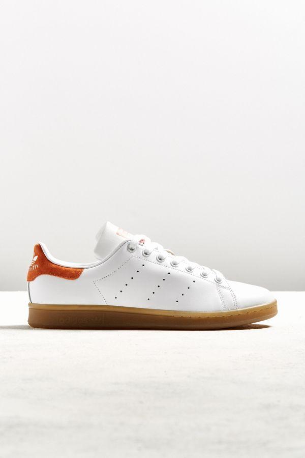 Sneakers avec semelle en gomme adidas Stan Smith