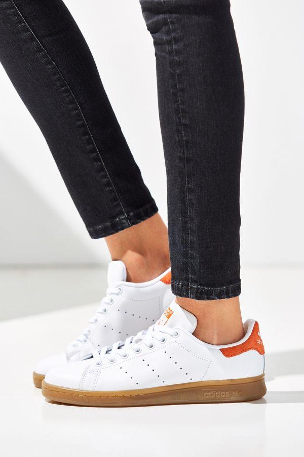 Sneakers avec semelle en gomme Stan Smith adidas Originals